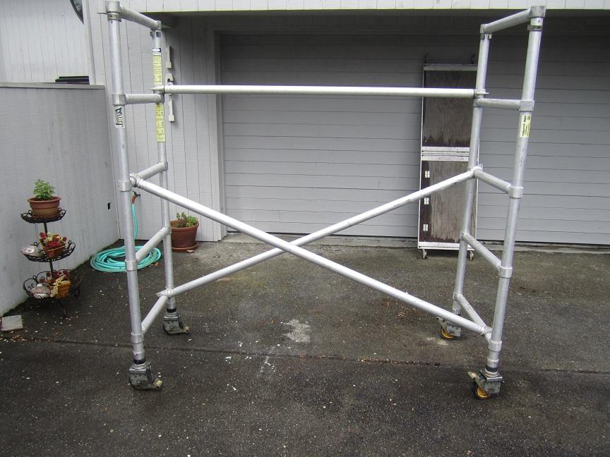 Scaffolding Set Up : Upright scaffold set up part uprightsna